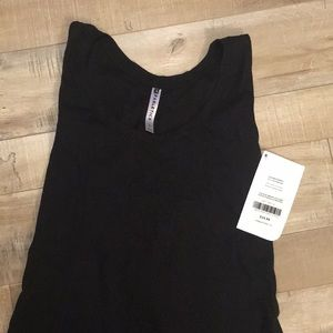 """NEW with tags Fabletics """"Pryor Tank"""" Black SMALL"""